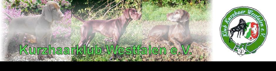 Kurzhaarklub Westfalen e.V.